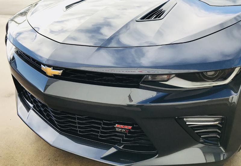 StreetFighter Camaro 2SS 2018 - 2019