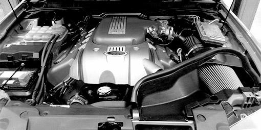 FG 5 4 Boss XR8, GT & GT-P Models   Streetfighter – Ford