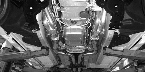 VF Exhaust Systems
