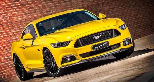 HPE700 Hennessey Mustang