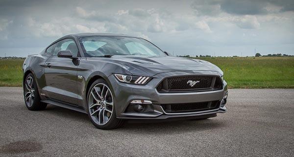 Mustang GT 2015 - 2017