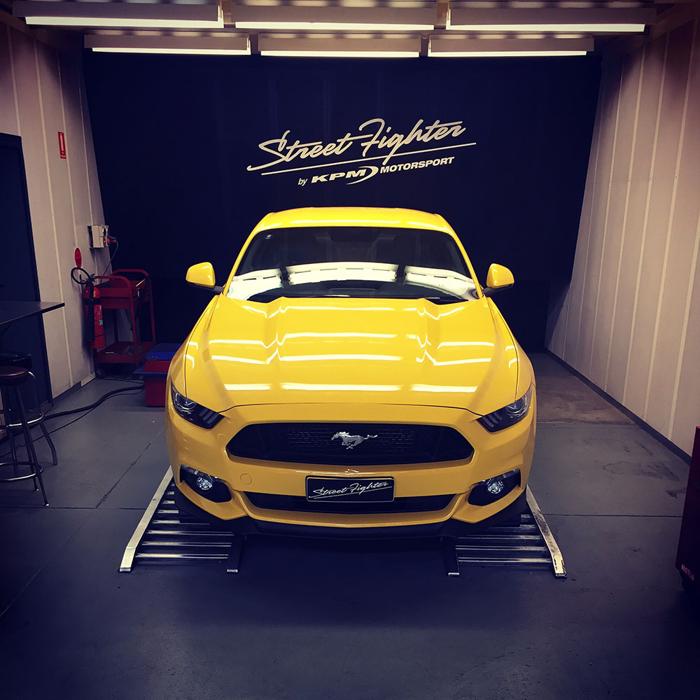 Power Packages | Streetfighter – Mustang Performance Parts
