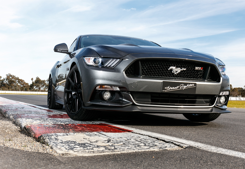 Supercharger Packages | Streetfighter – Mustang Performance