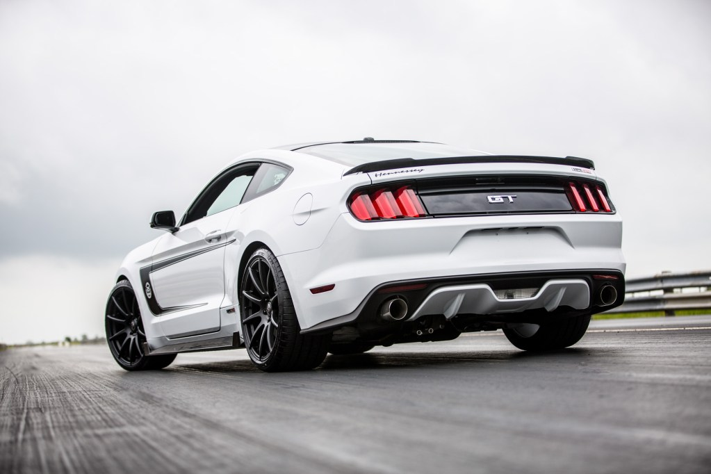 Hennessey GT500 2019