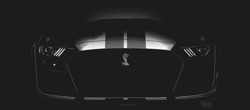 Hennessey 25th Anniversary Edition HPE800 Ford Mustang