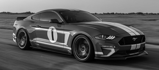 HPE750 Hennessey Mustang