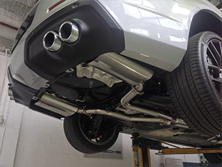 VF Exhaust Systems | Streetfighter – Holden Performance