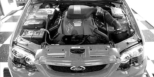 Streetfighter – Ford Performance Components